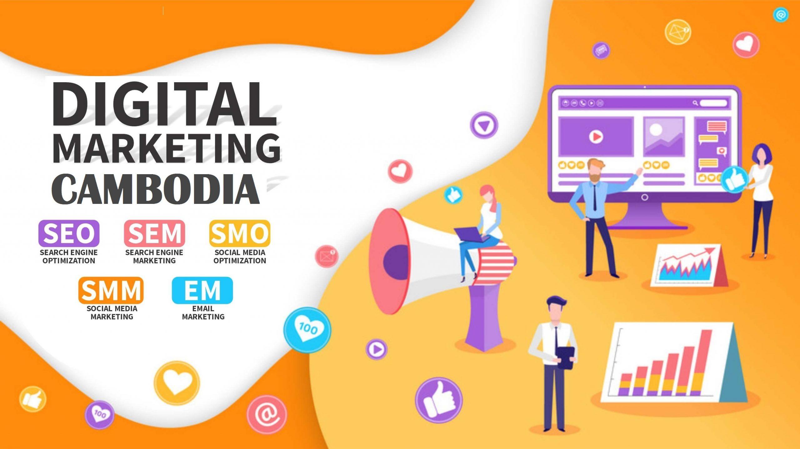 Digital Marketing Cambodia 2020